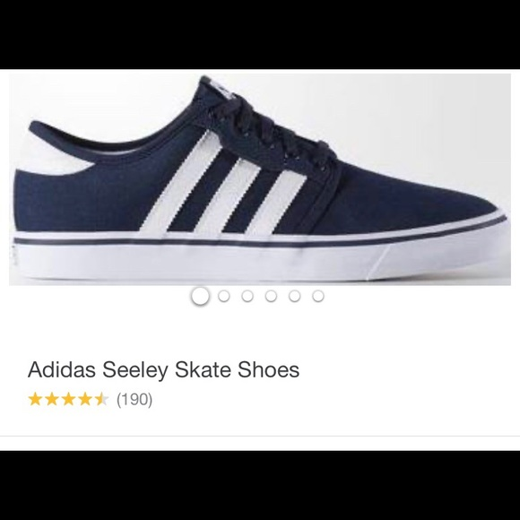 adidas Other - Adidas Seeley Skate Shoes Size 9